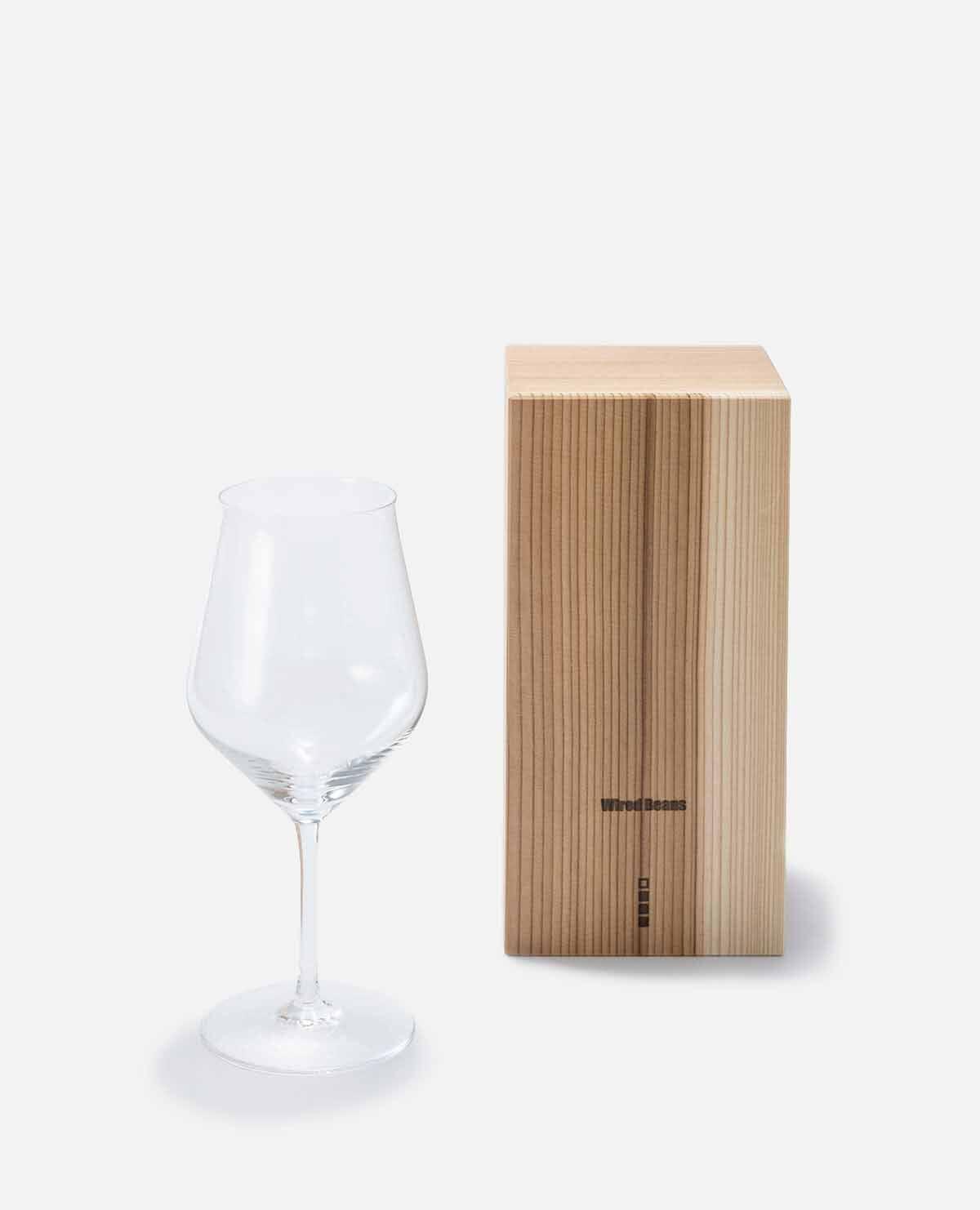 生涯を添い遂げるグラス ワイングラス ボルドーk