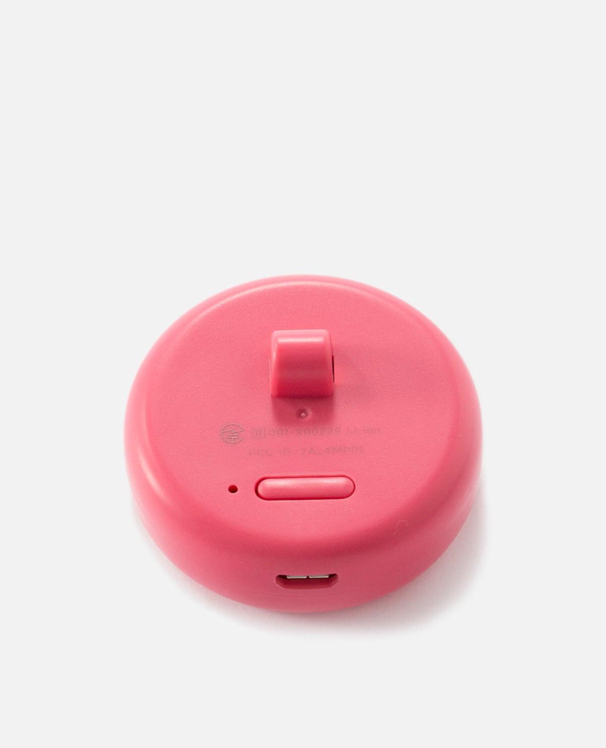 ぺチャット スピーカー ピンク ぬいぐるみ