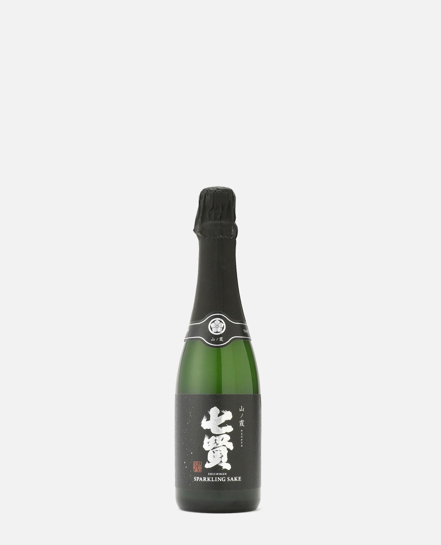 七賢 スパークリング 山ノ霞 ハーフボトル/発泡日本酒