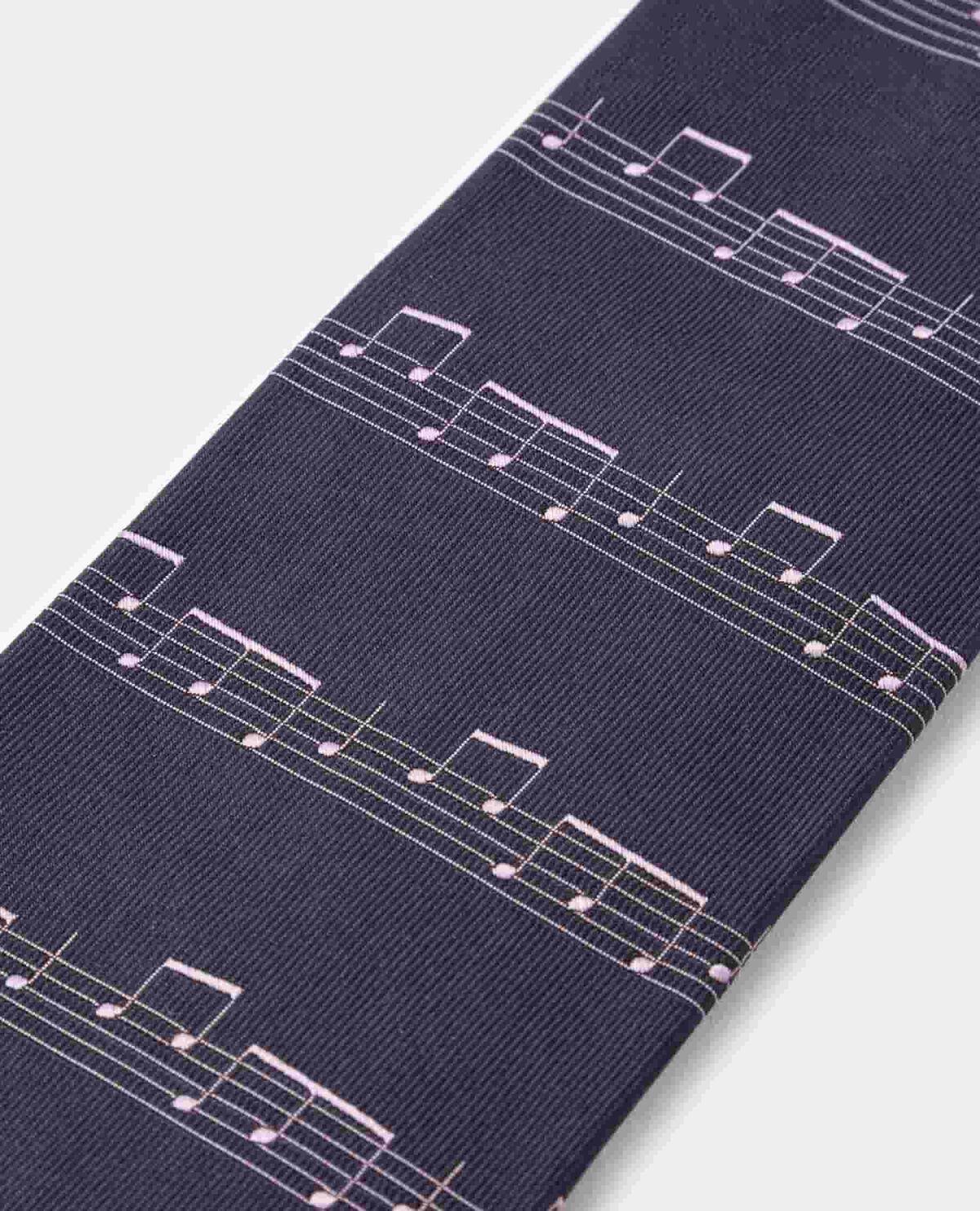 ネクタイ 音符