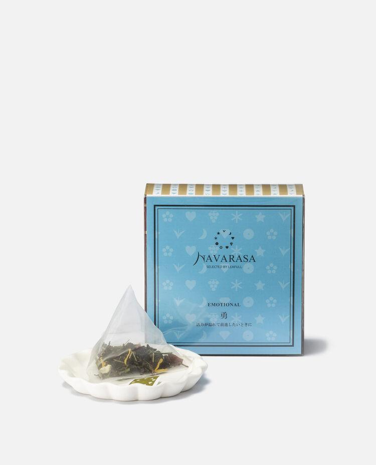 紅茶 エモーショナル 勇(個包装ピトレティーバッグ) ナヴァラサ / navarasa