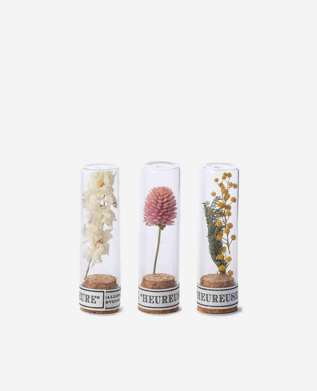 Flower Tube Petit Set A