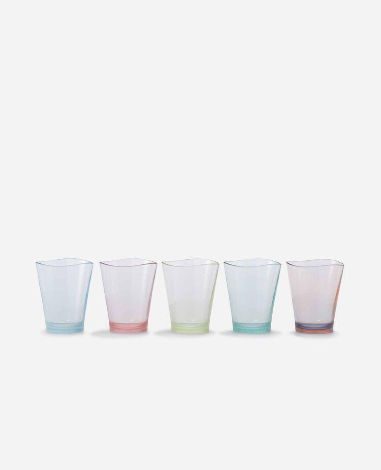 ゆらぎランブラー Two Tones パステル(5個入) プラキラ / Plakira