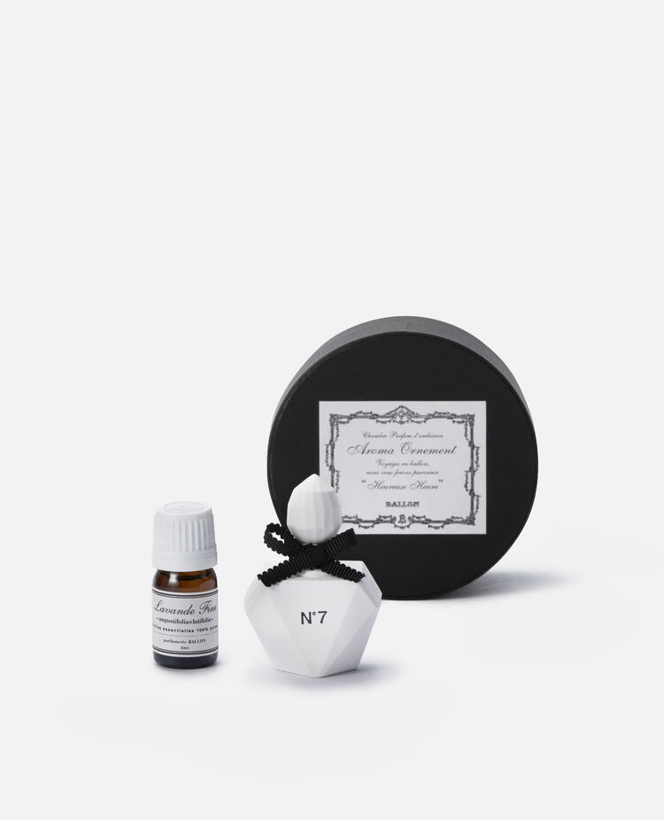 AROMA ORNAMENT Perfume Bottle Square バロン / BALLON