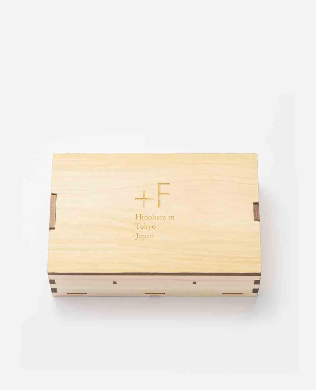 マスク専用 檜の木箱&精油セット