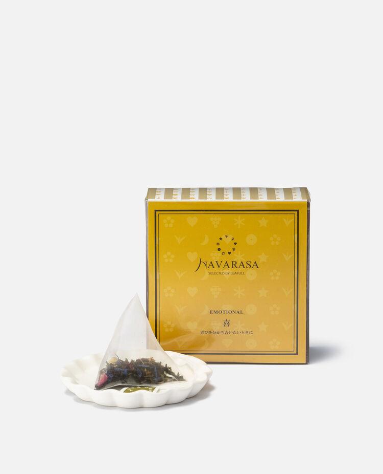 紅茶 エモーショナル 喜(個包装ピトレティーバッグ) ナヴァラサ / navarasa