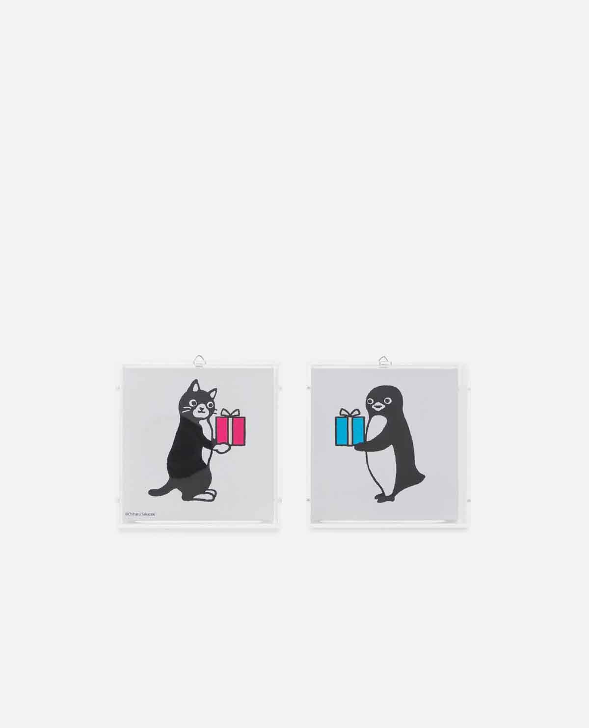 ふたりの宝物(アクリルボックス/ジクレー)