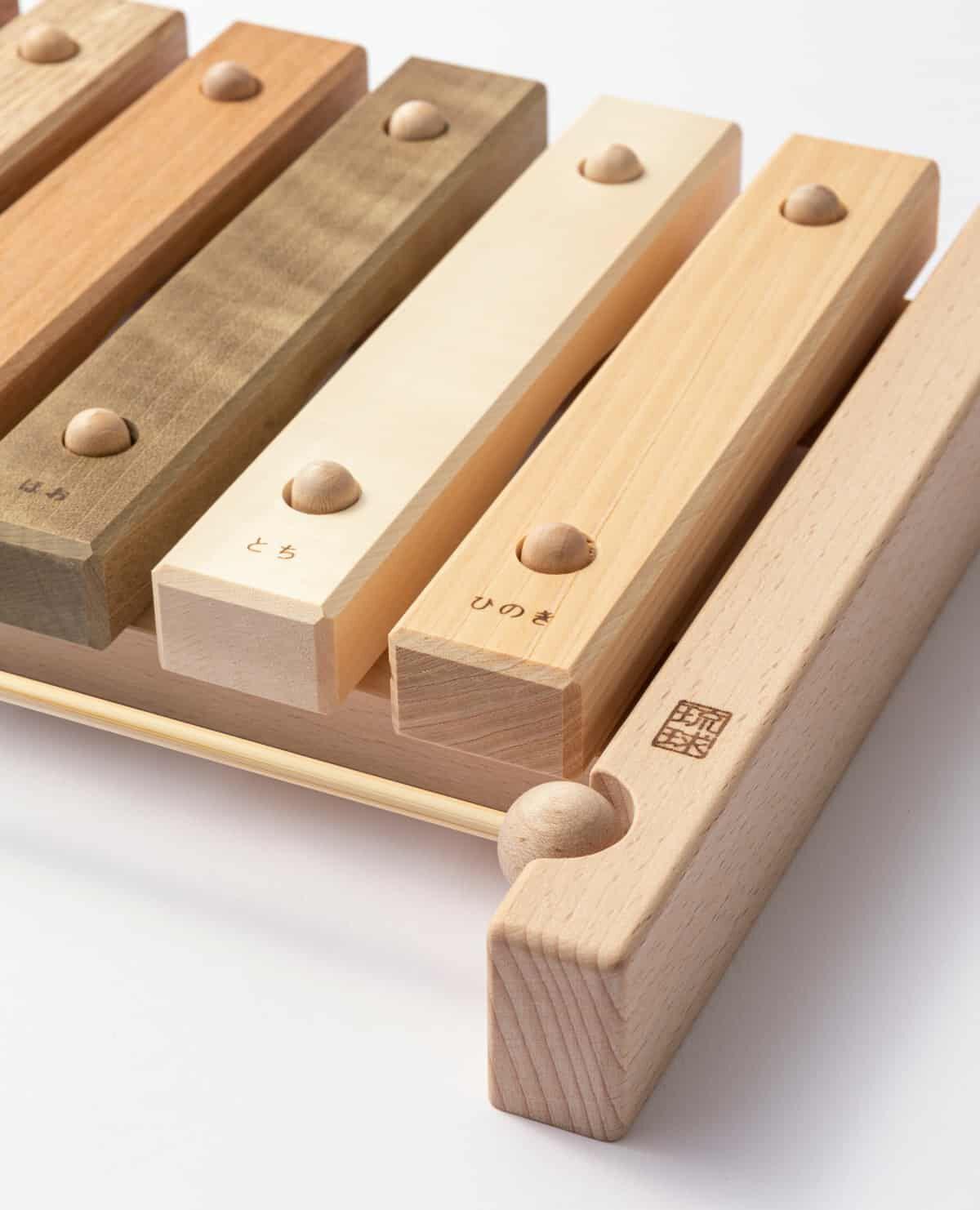 木琴 木製 琉球 沖縄