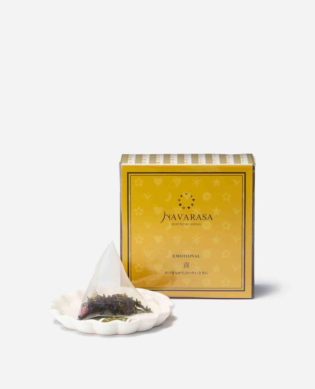 紅茶 エモーショナル 喜(個包装ピトレティーバッグ)