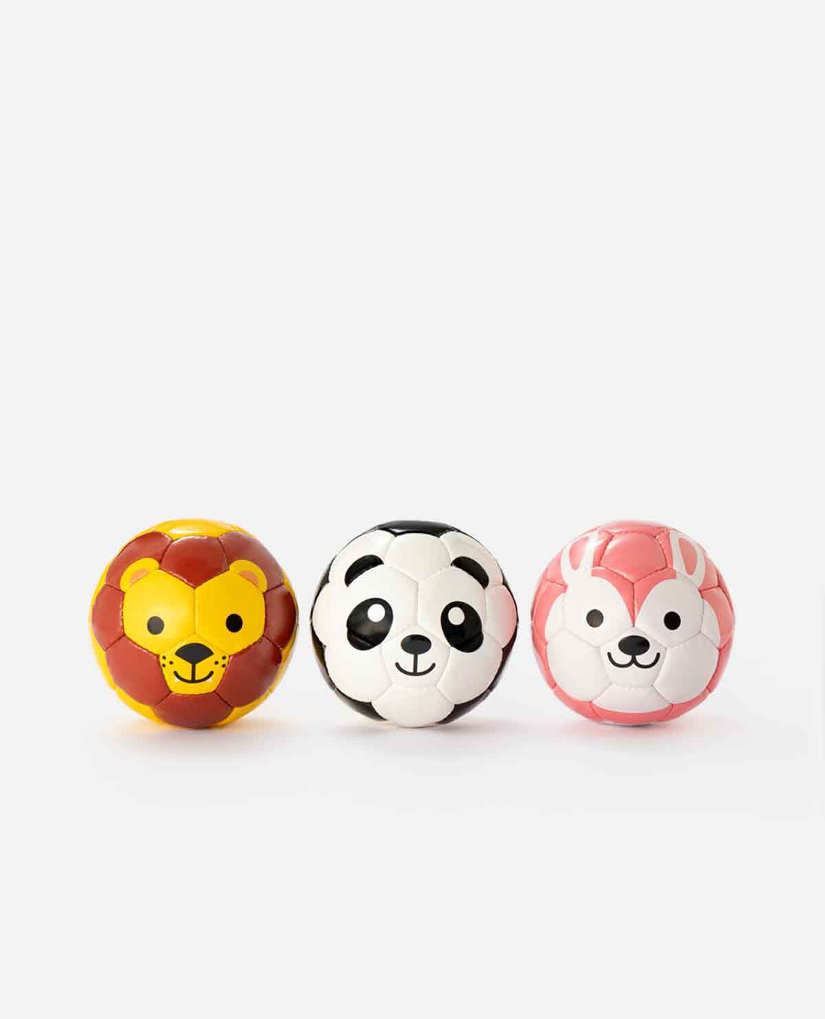 幼児用 キッズ サッカーボール ボール 動物 ライオン