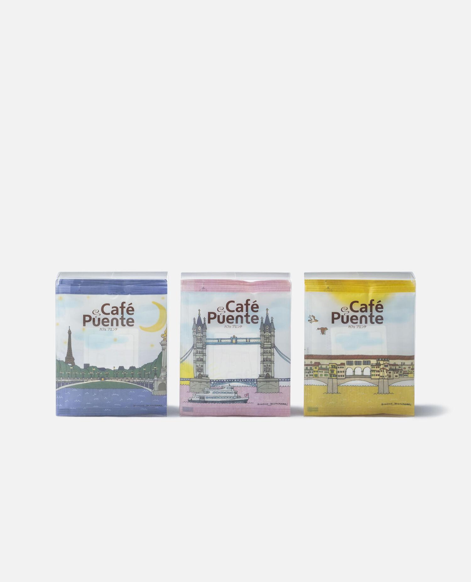 コーヒー ドリップバッグ Cafe Puente15個入