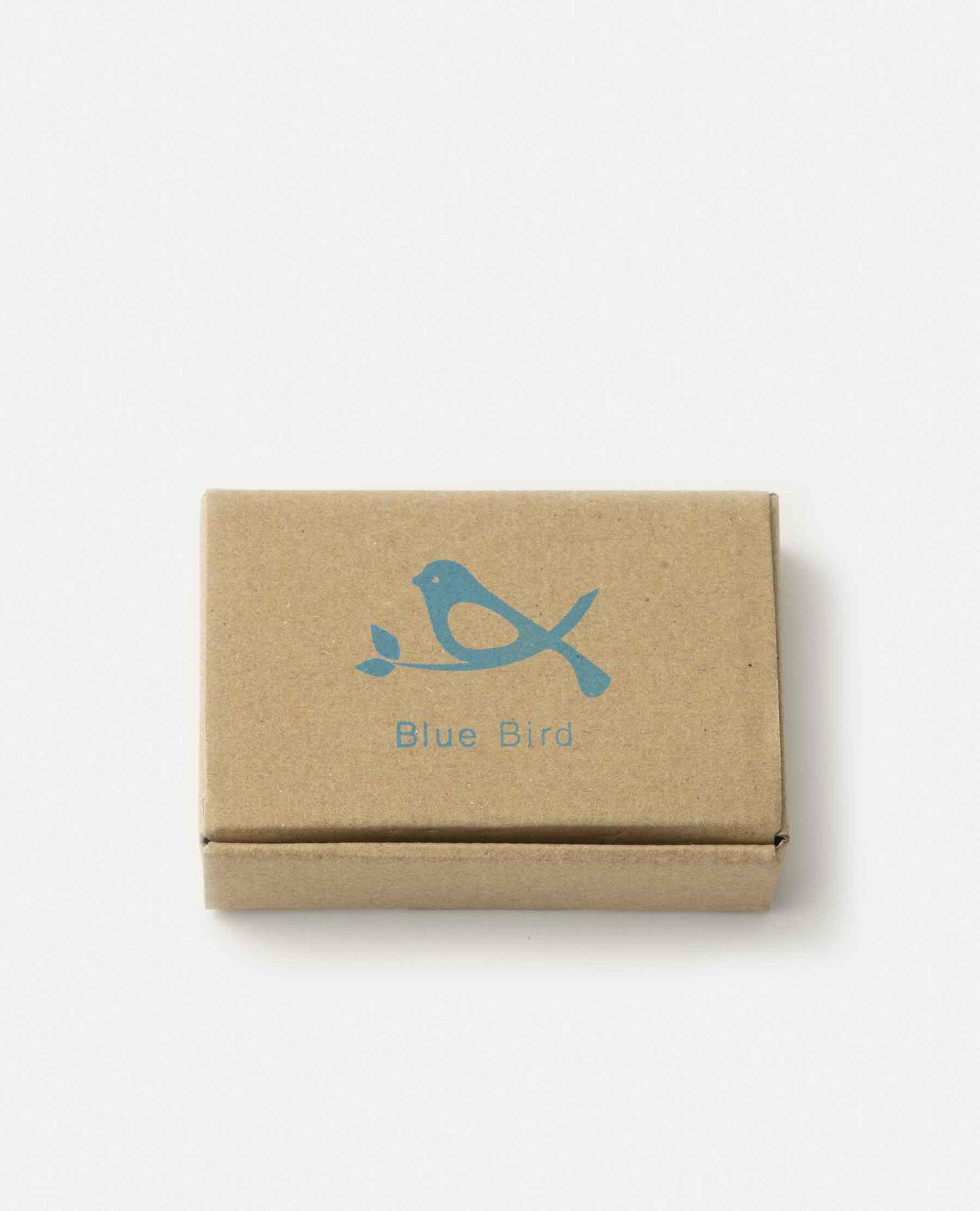 青い鳥のドアオープナー