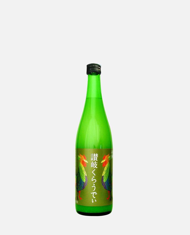 川鶴 讃岐くらうでぃ/アルコール低 川鶴酒造 / 香川県