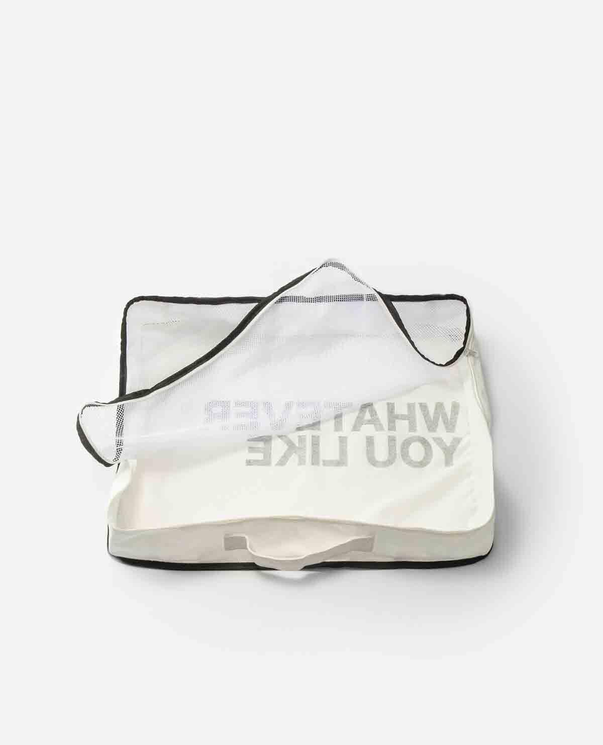 ホワイト パッキングポーチセット BOXS