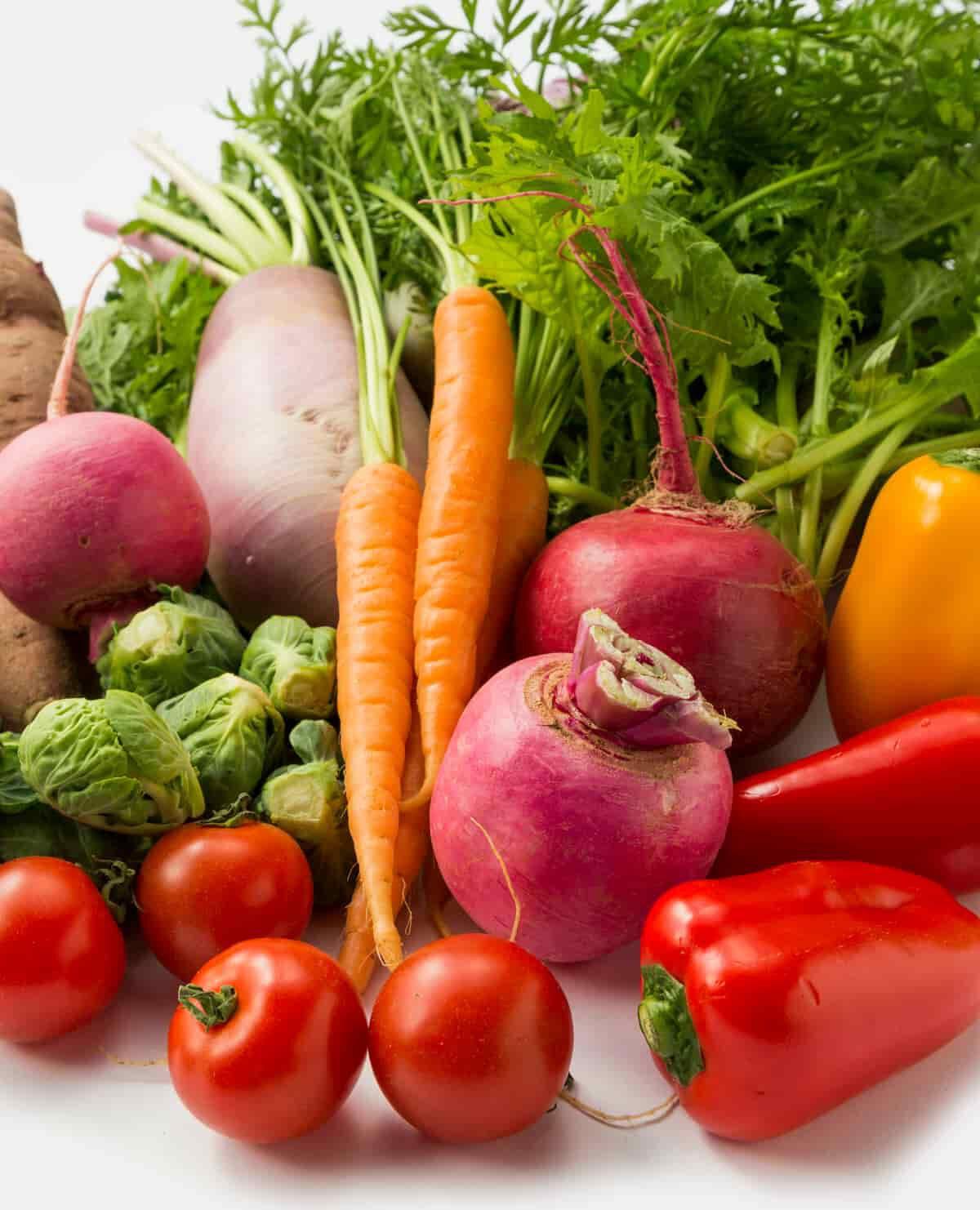 グランシェフ御用達の旬の野菜10種BOX