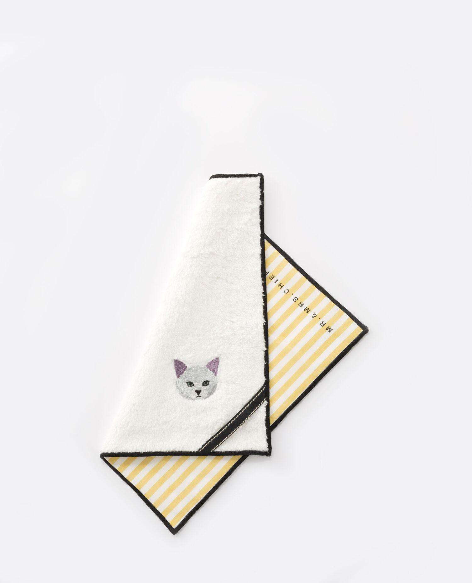 タオルハンカチ ネコ4・5・6