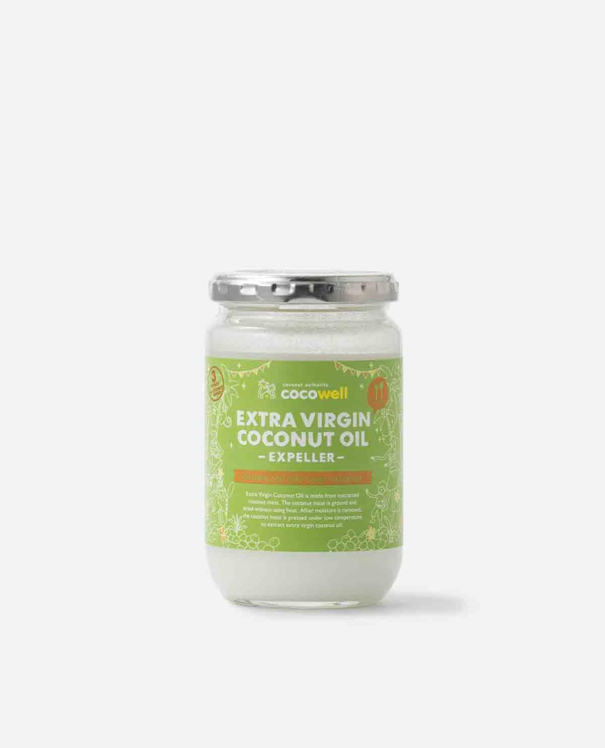 エキストラバージンココナッツオイル