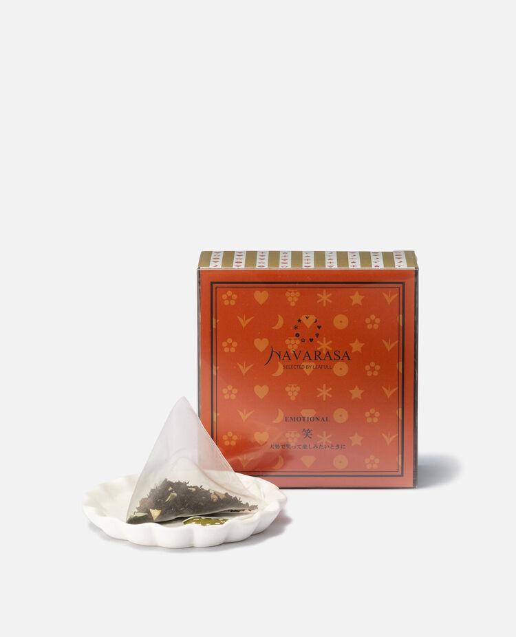 紅茶 エモーショナル 笑(個包装ピトレティーバッグ) ナヴァラサ / navarasa