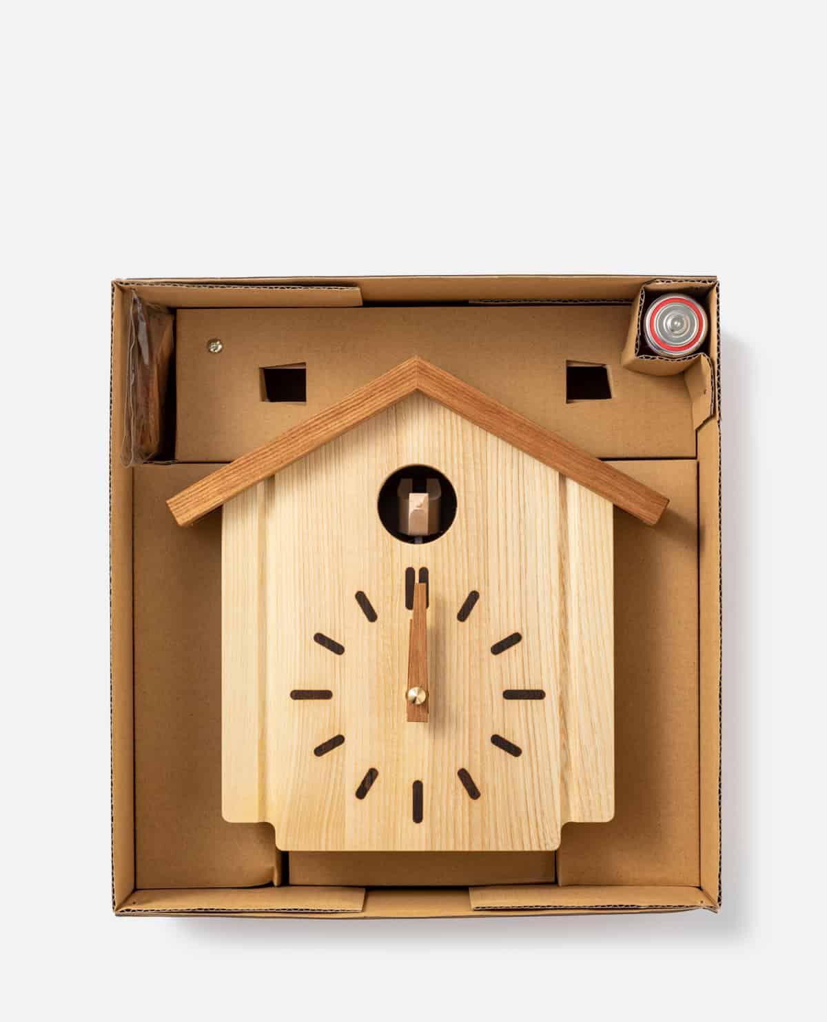 掛け時計 鳩時計 クロック 時計