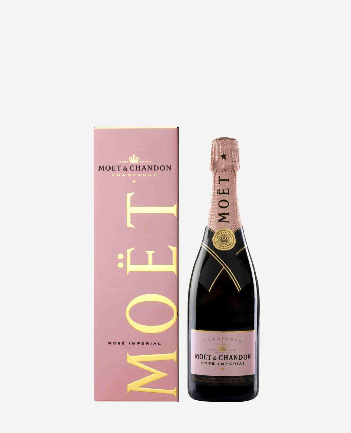 ロゼ アンペリアル シャンパン