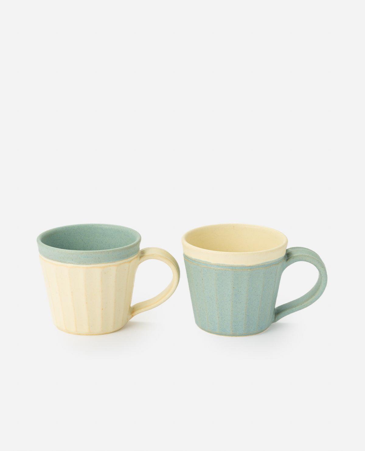 PELICAN TEA CUP(ティーカップ ホワイト ブルー)