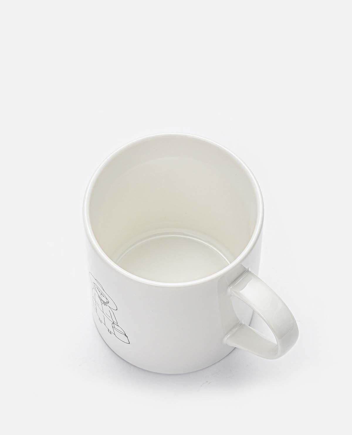 マグカップ おばあちゃんのさかなつり