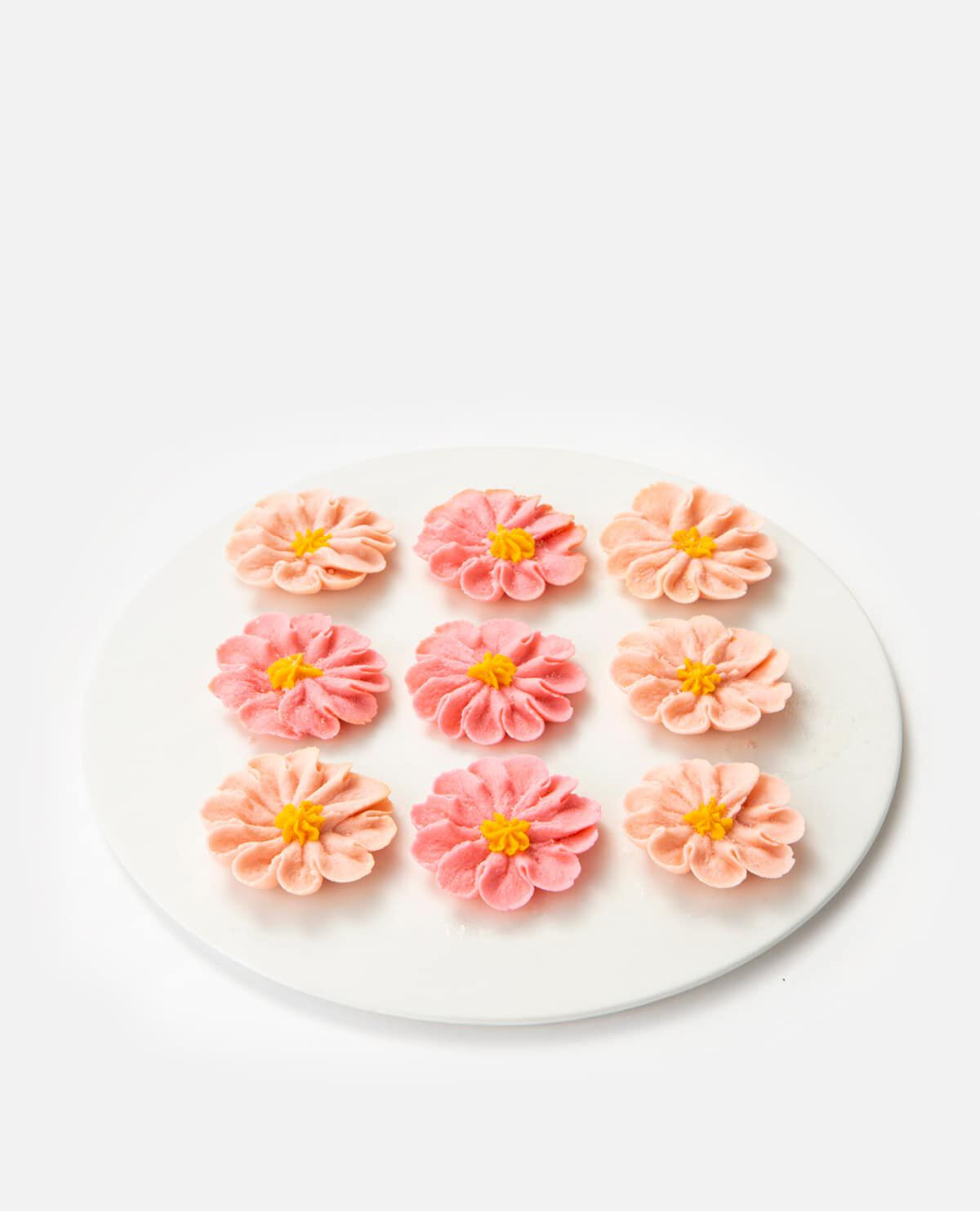 お花のぼうろ 3缶セット