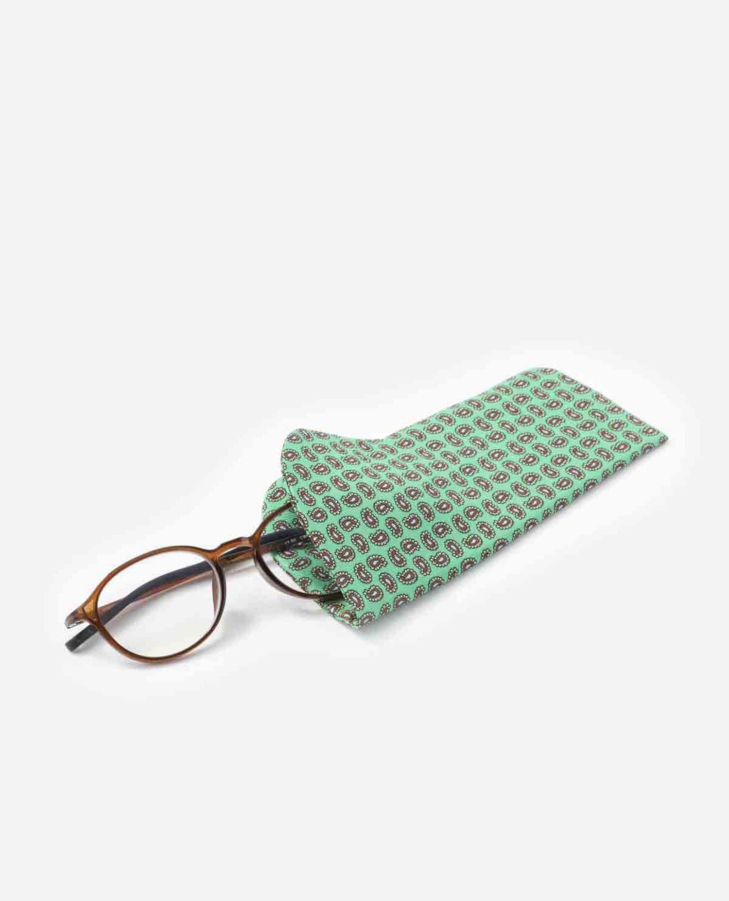 メガネケース&ポケットチーフ