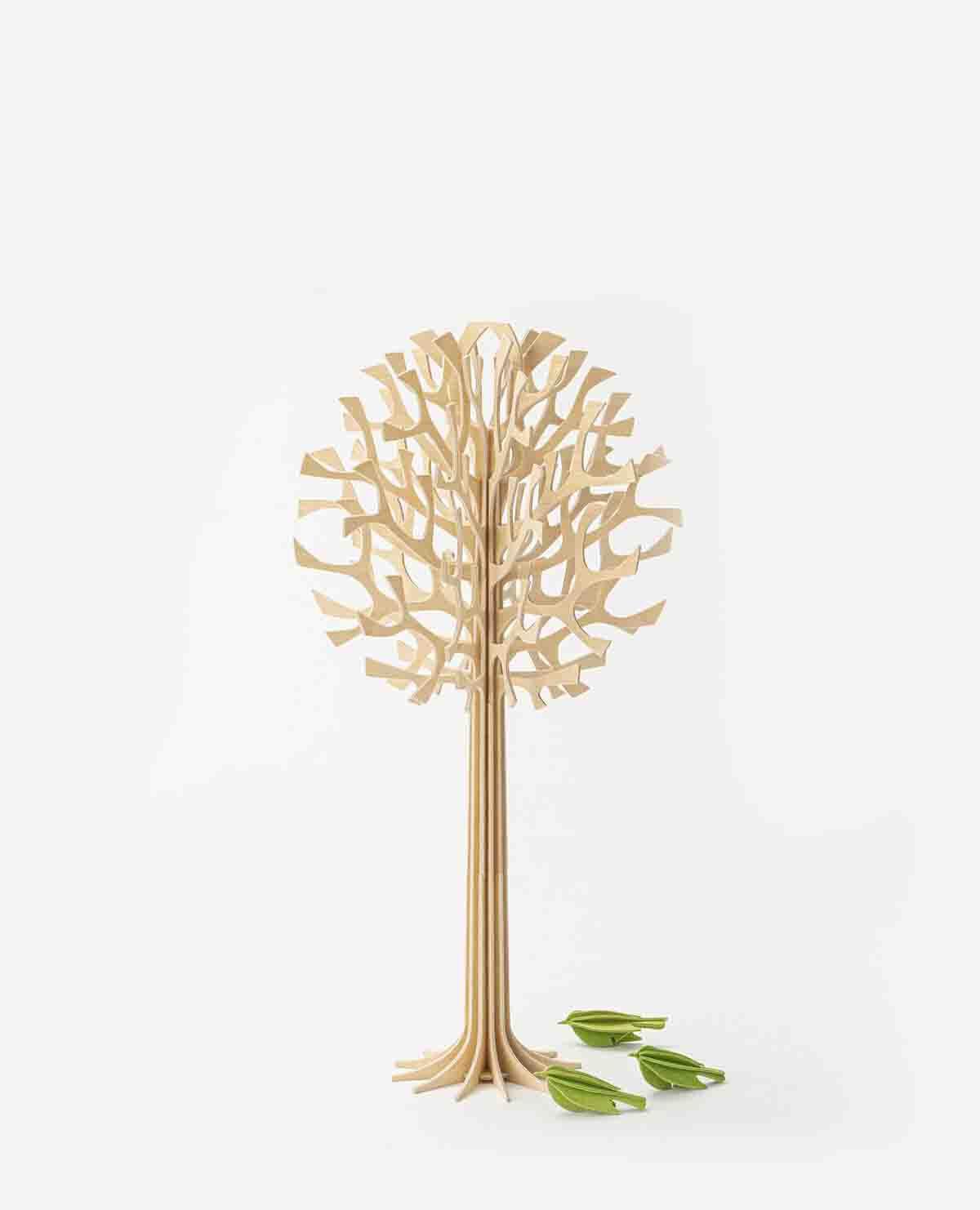 ロヴィツリー 34cm 丸形 ミニバードセット
