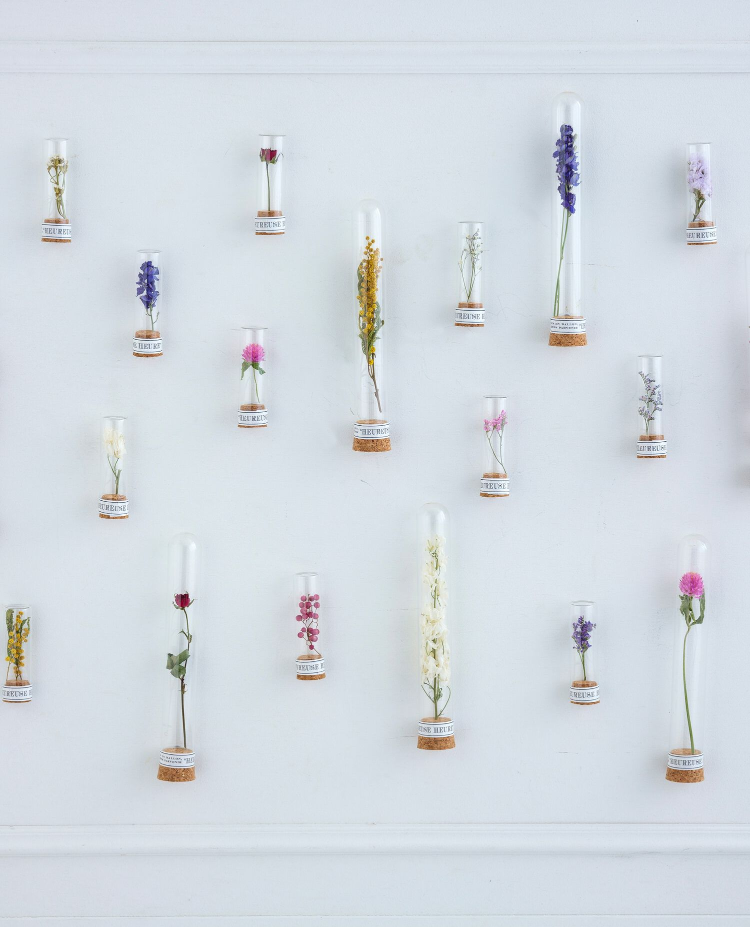 Flower Tube Petit Set C