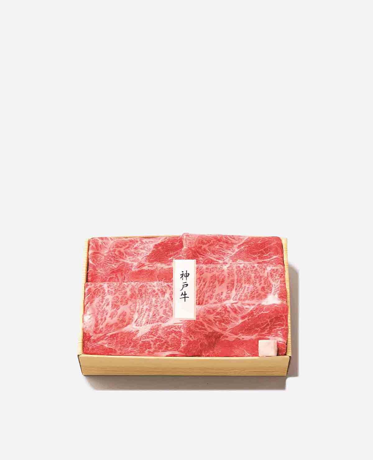 神戸牛 すき焼・焼肉用KSY100