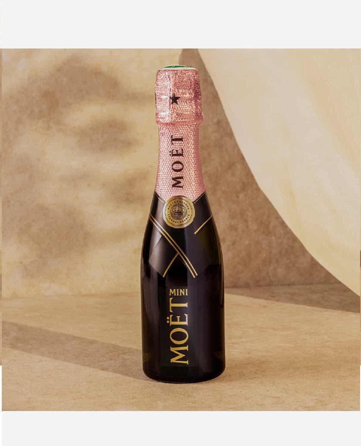 ロゼ アンペリアルMINIROSE シャンパン