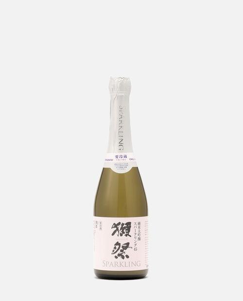 獺祭 純米大吟醸スパークリング45/発泡日本酒