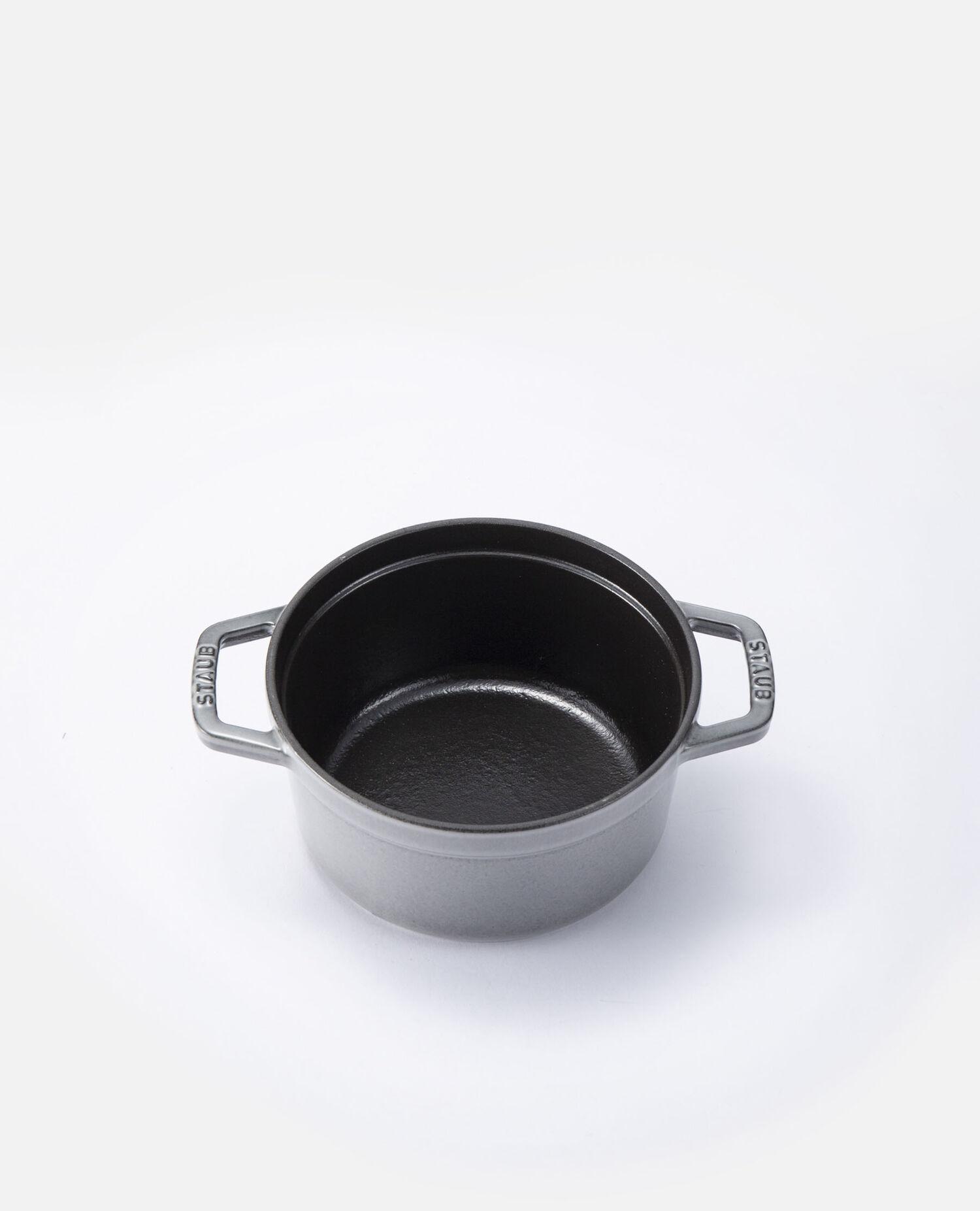 ピコ・ココット・ラウンド 16cm グレー