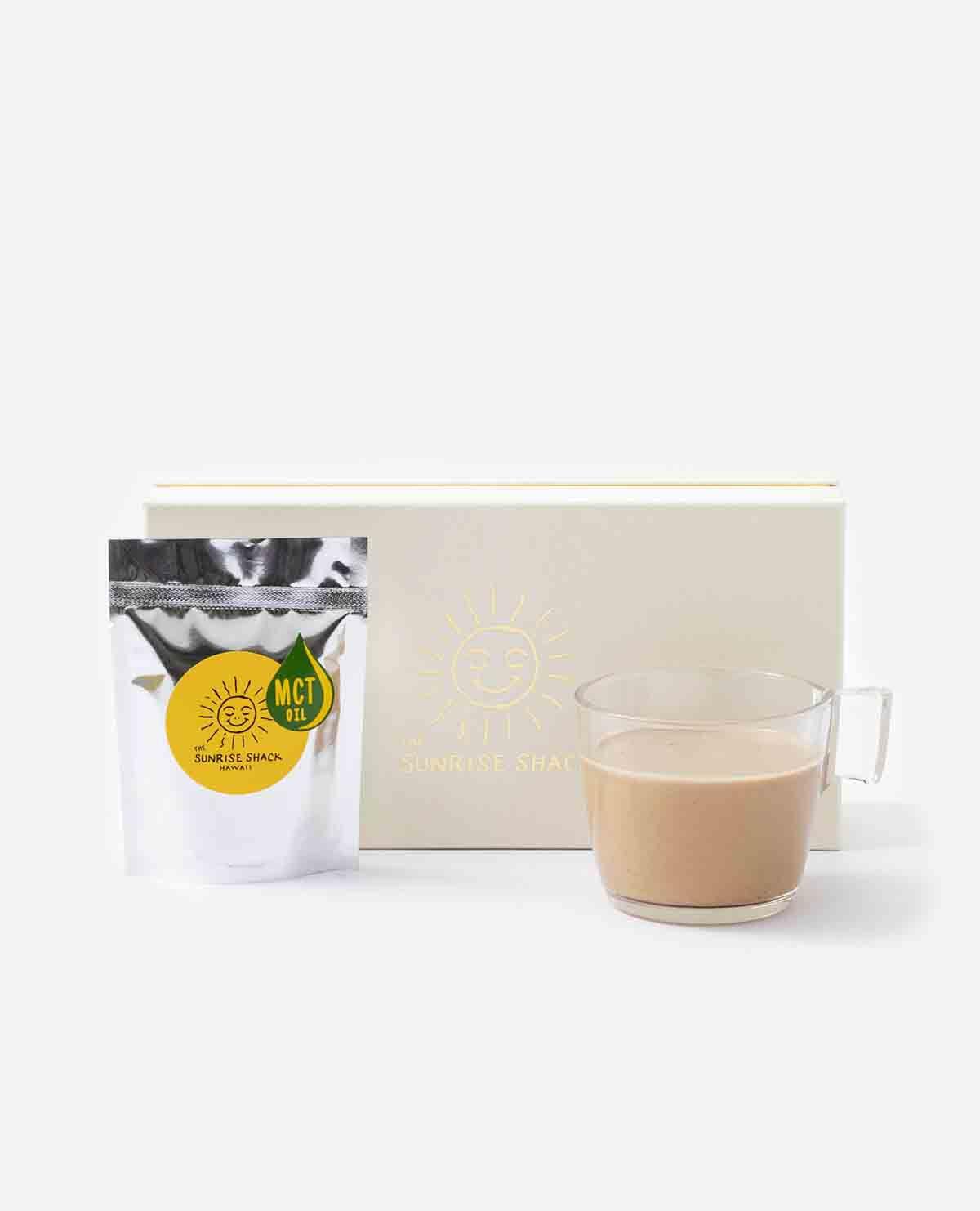 インスタントブレットコーヒー[ココナッツコーヒー/ダークモカコーヒー/ココア]