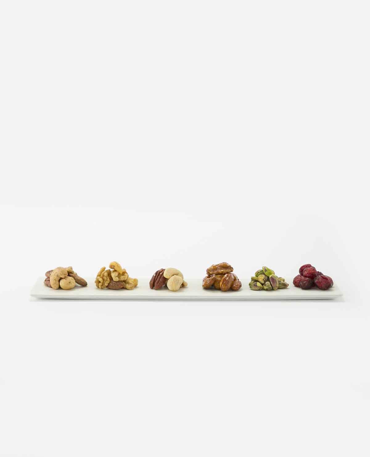 ナッツとドライフルーツ 6種のギフト L