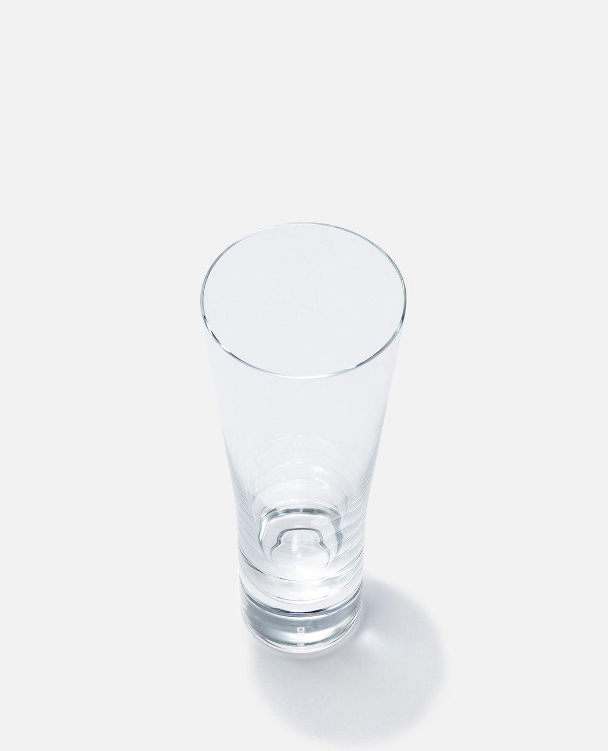 生涯を添い遂げるグラス ビア トランスペアレント