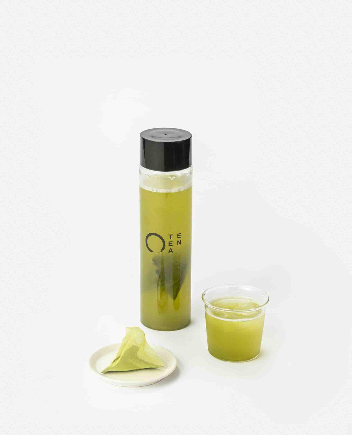 水出しボトル緑茶セット(ゆず)