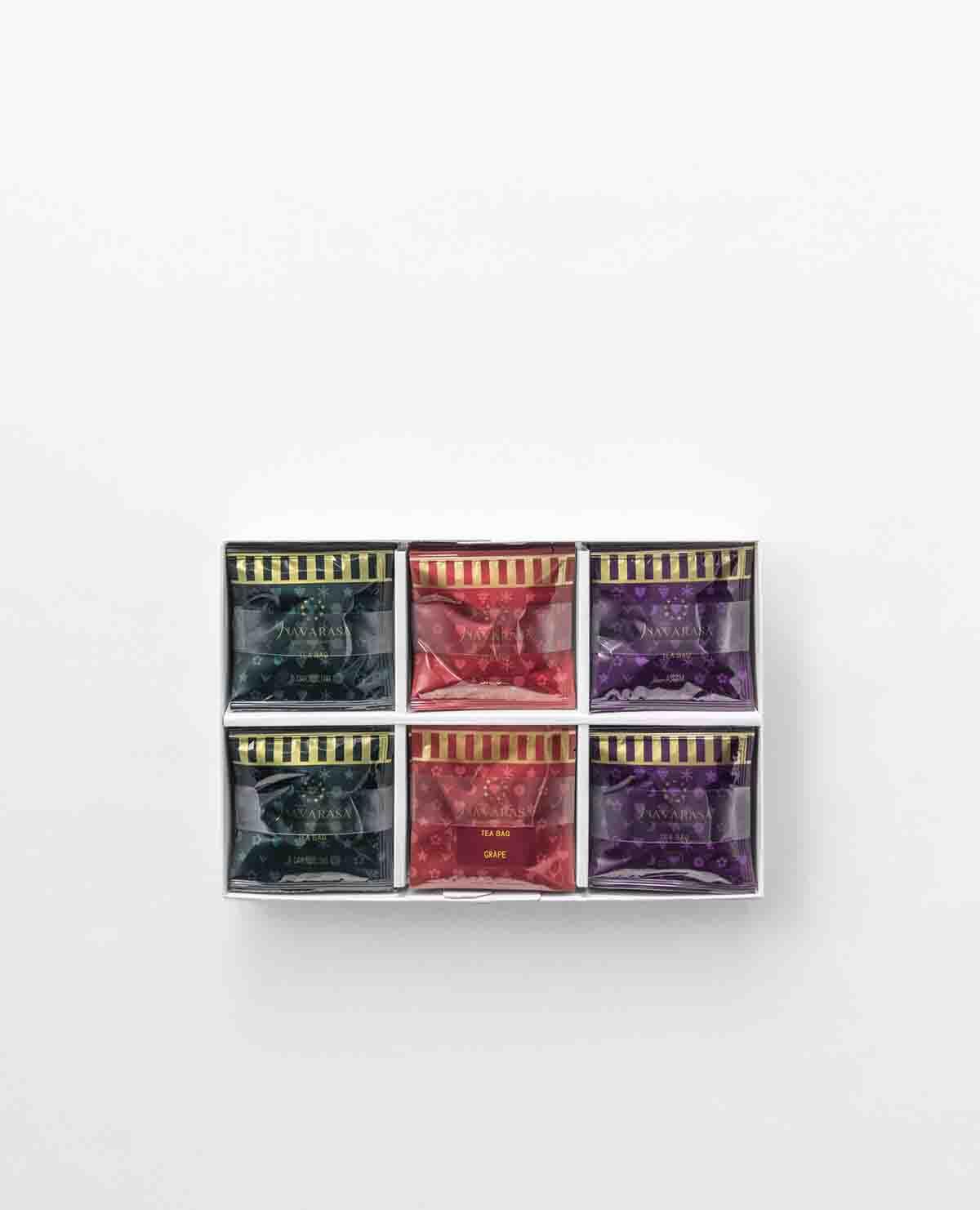 紅茶 ティーバッグ5種セット