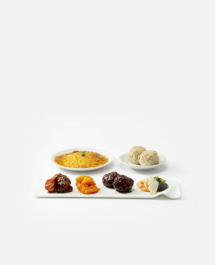 中華料理6種セット 四陸