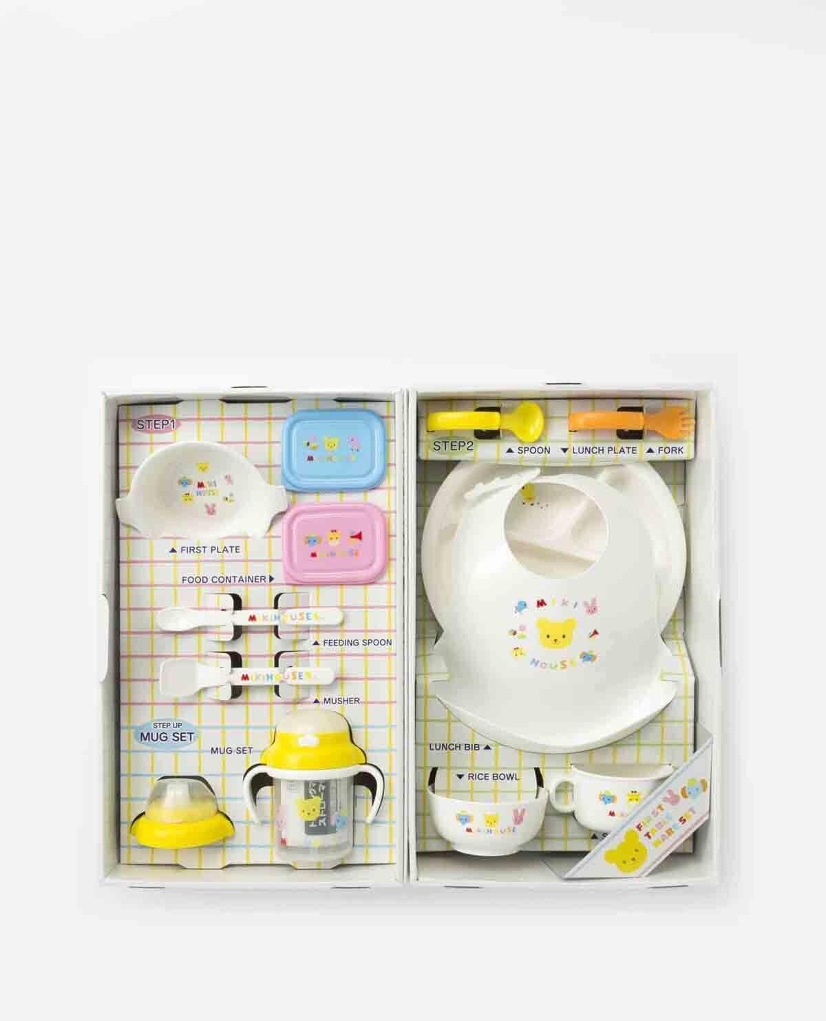豪華 ベビー食器 ギフトセット 離乳食