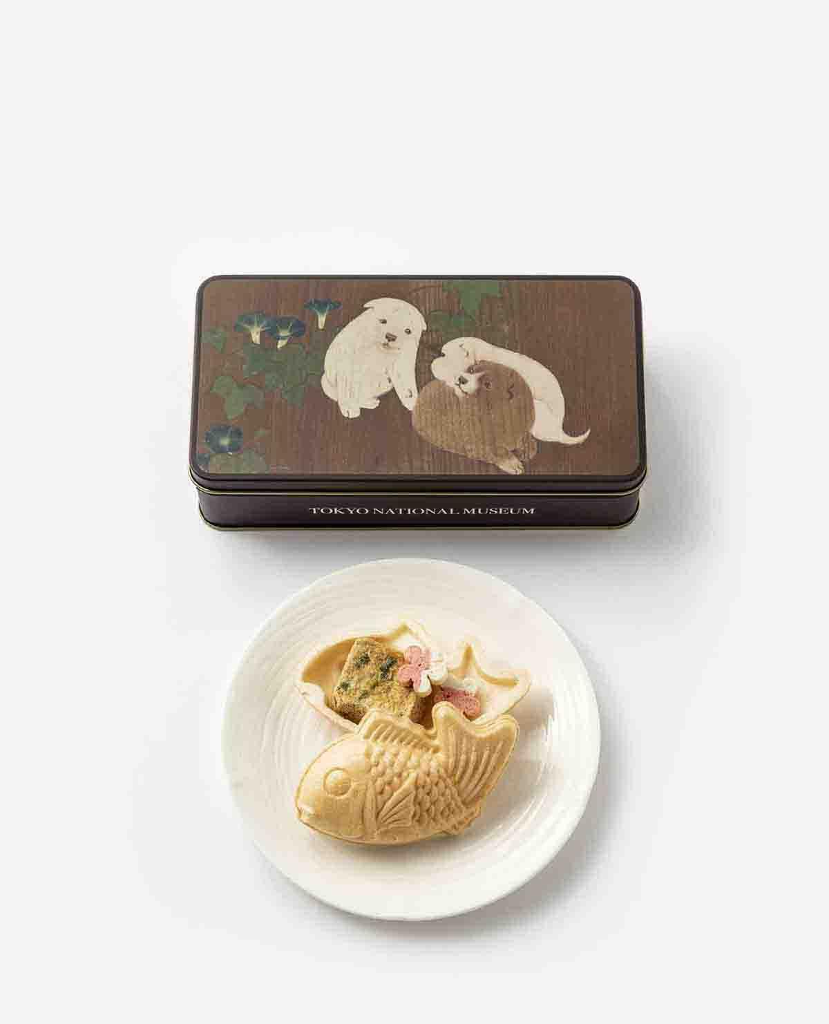 東京国立博物館 限定ギフト 鯛最中のお吸物