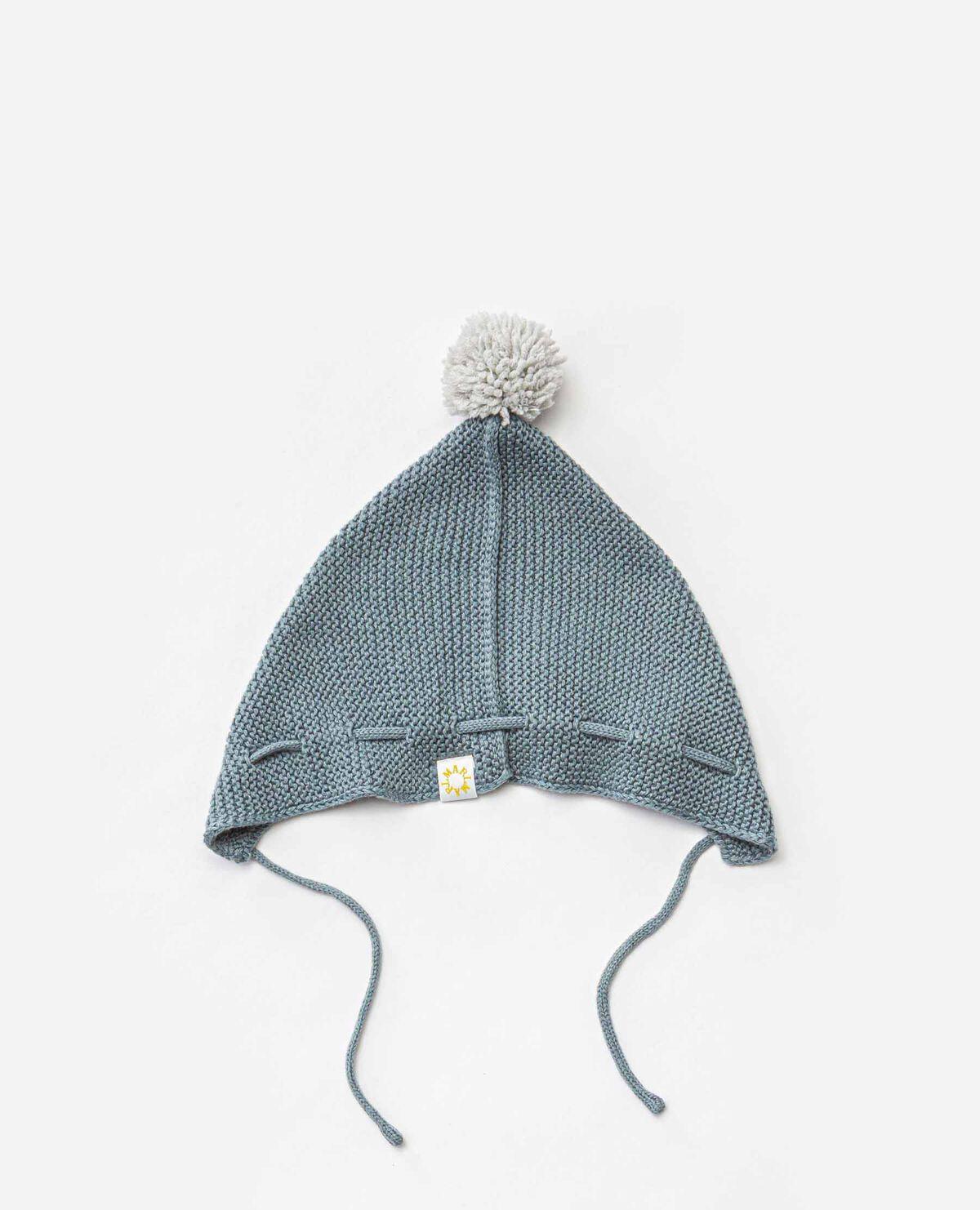 ホールガーメント ニット ニット帽
