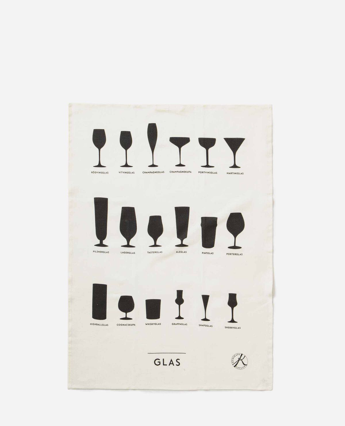 キッチンクロス グラス