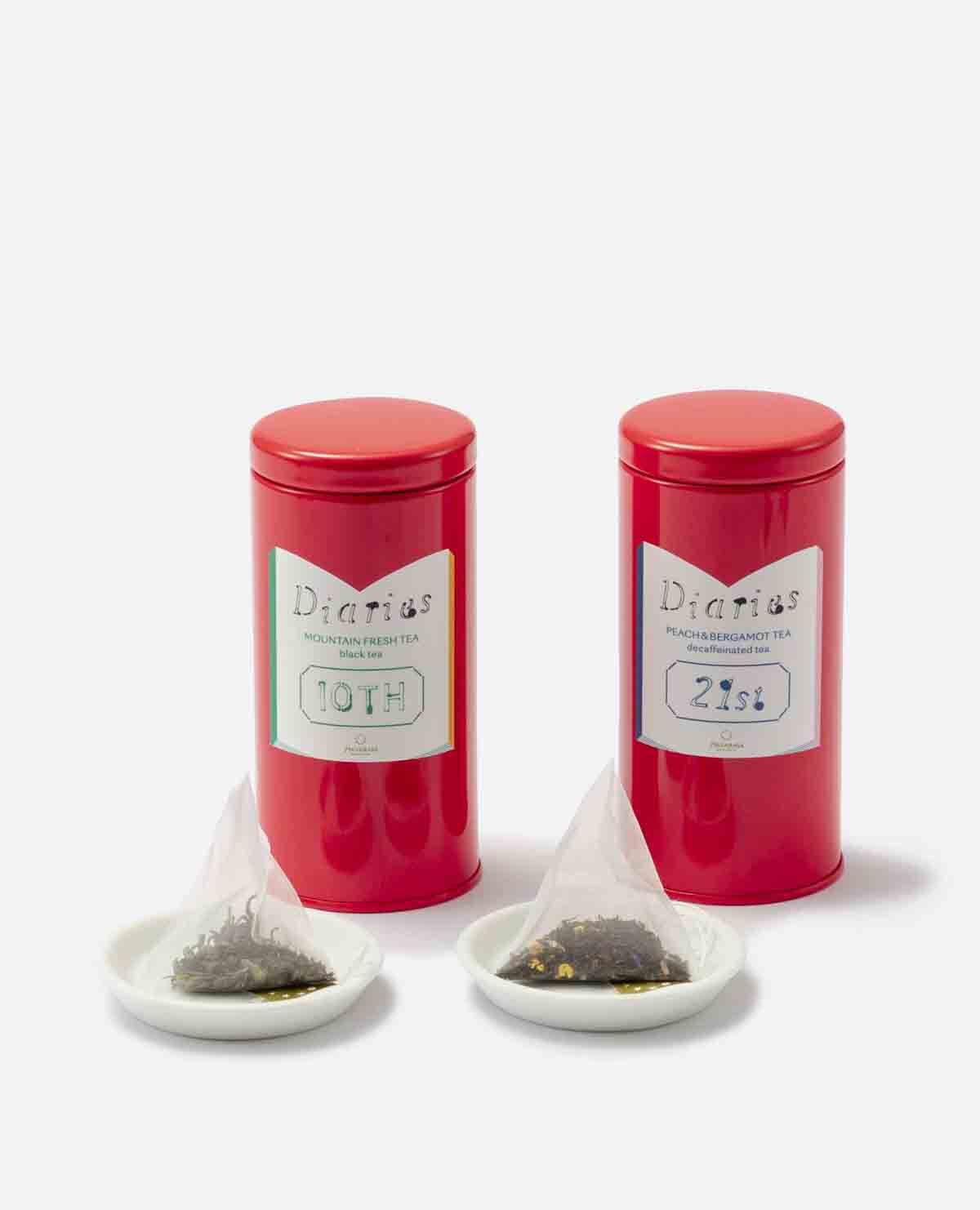 紅茶2種セット Diaries 10th&21st