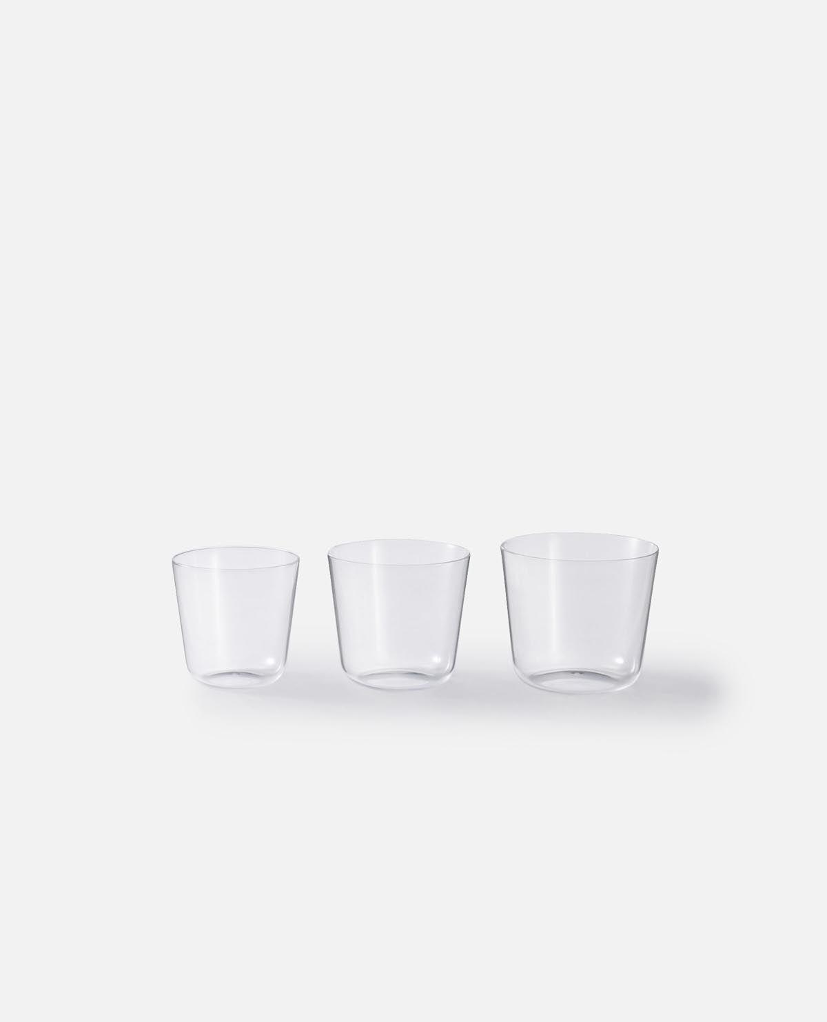 グラス 3個セット ストレート