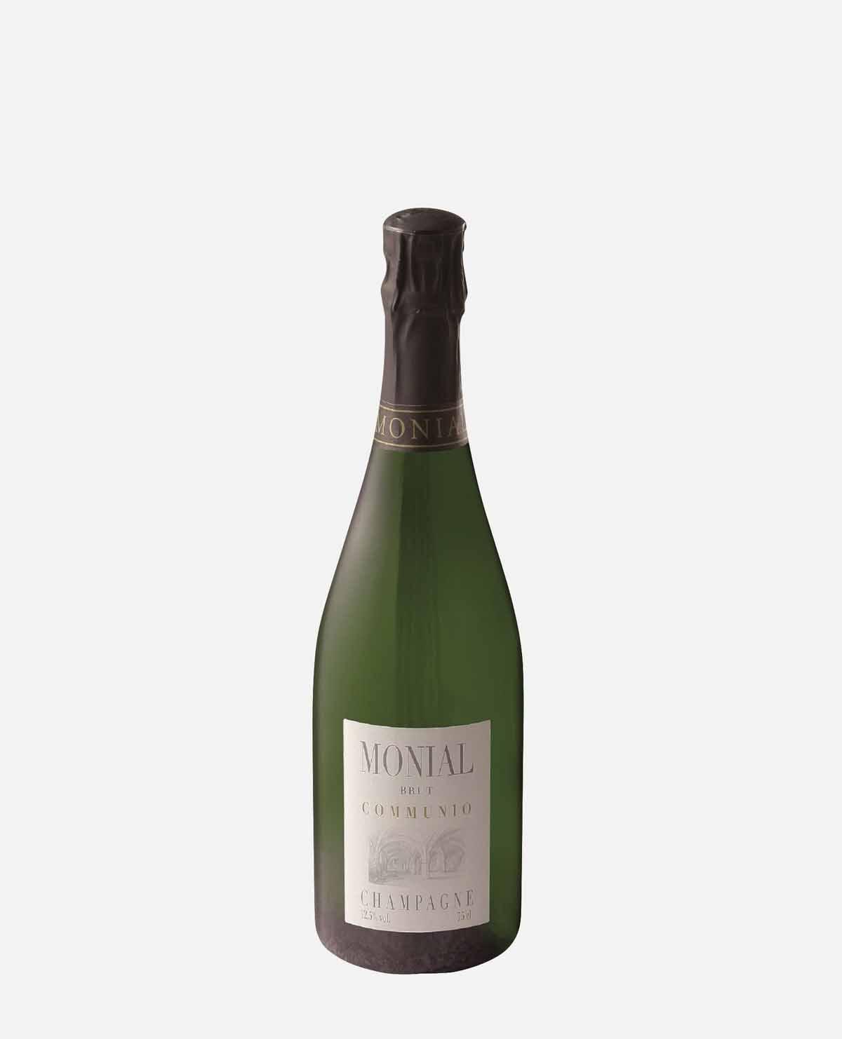 キュヴェコミュニオブリュット シャンパン