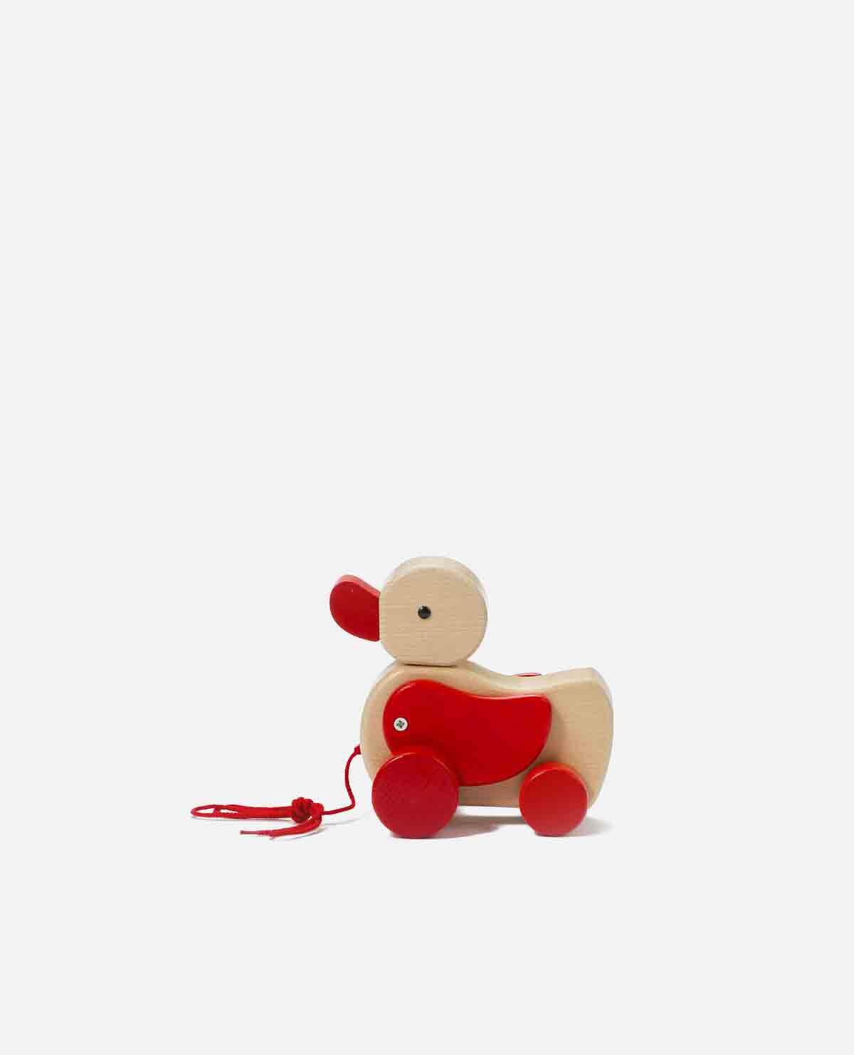 あひる 木製 おもちゃ