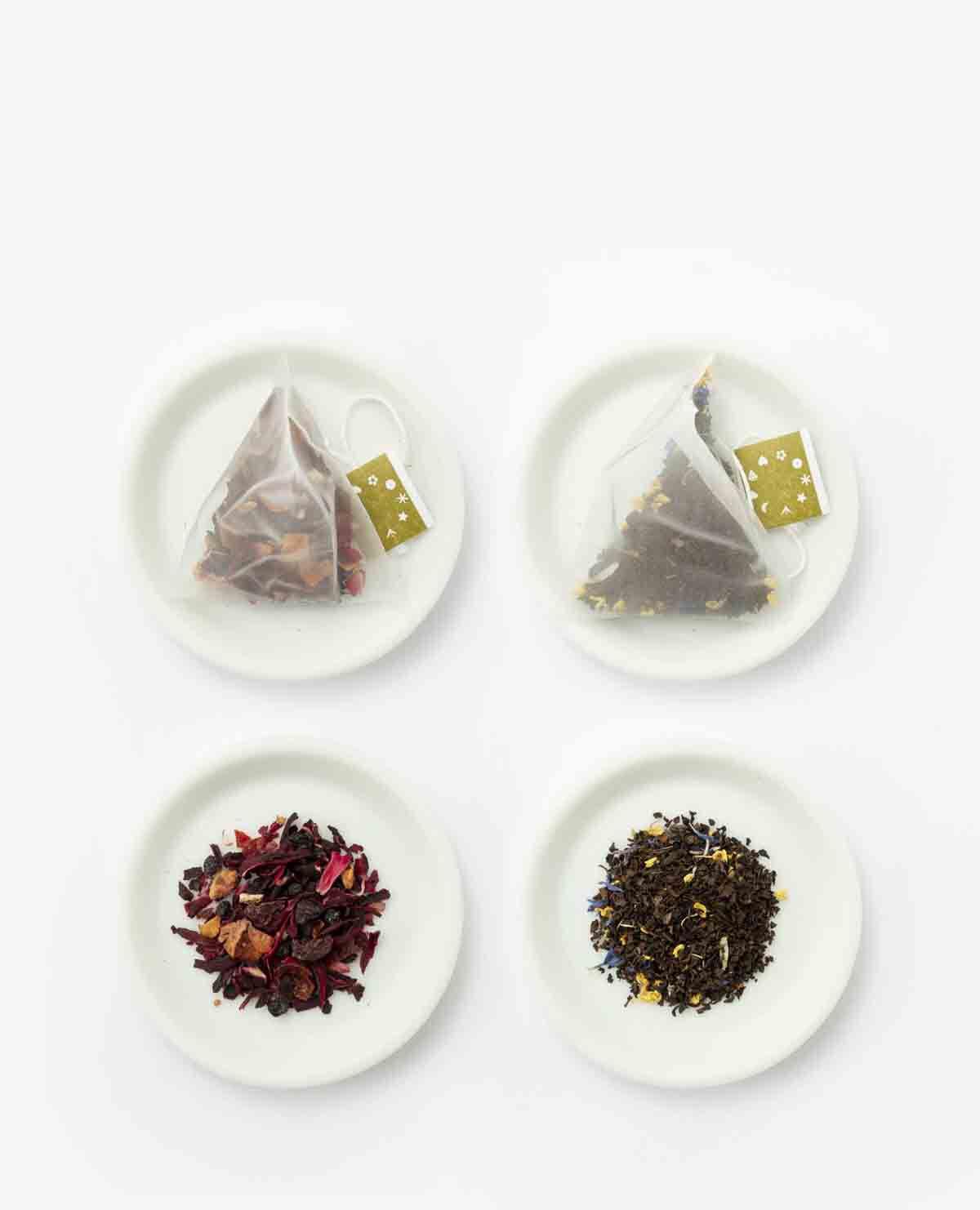 紅茶2種セット Diaries 7th&21stカフェインレスティーギフト