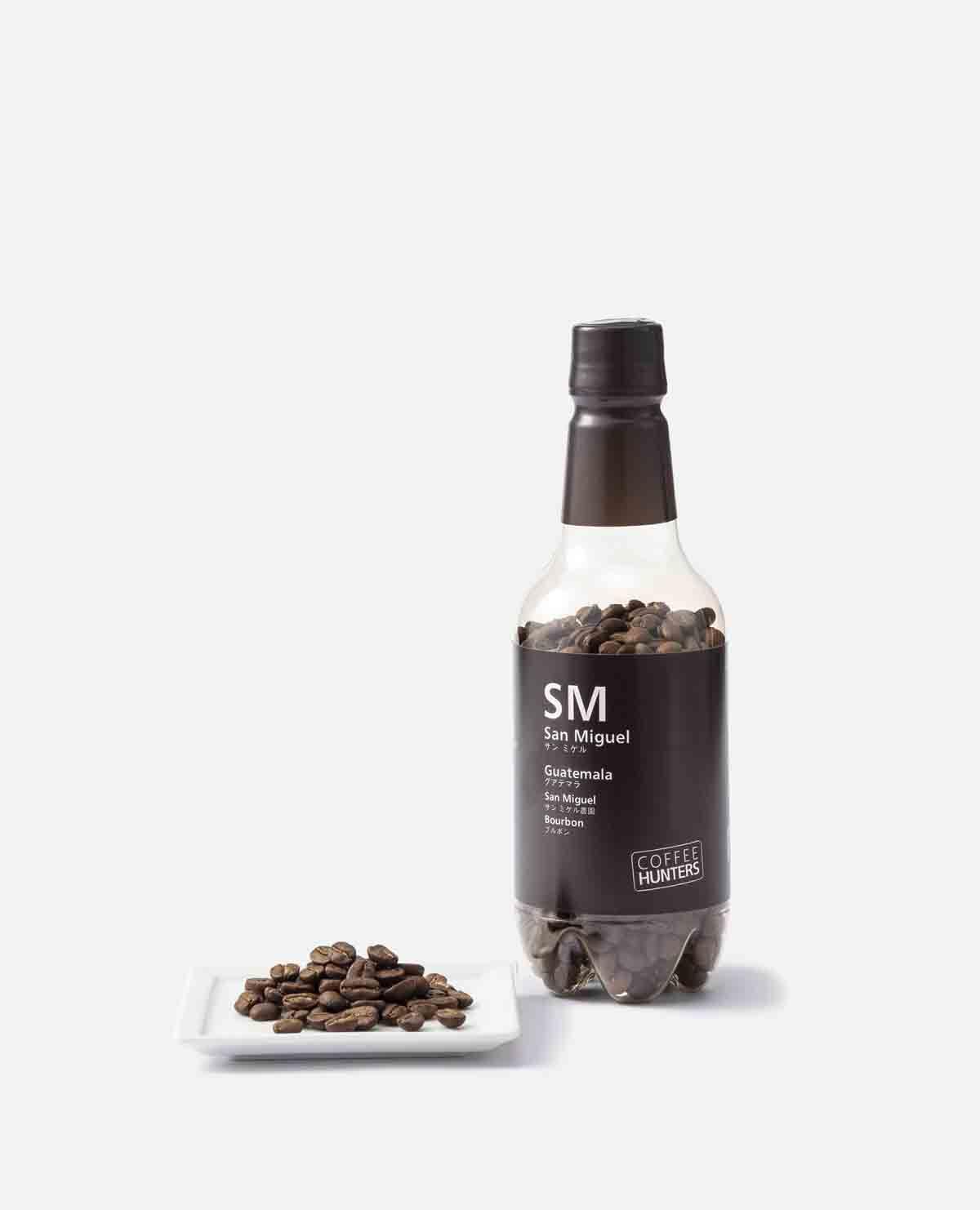 コーヒー COFFEE HUNTERS サン ミゲル